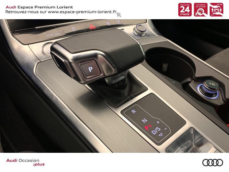 Photo 11 de l'offre de AUDI A6 45 TDI 231ch S line quattro tiptronic à 46990€ chez Espace Premium – Audi Lorient