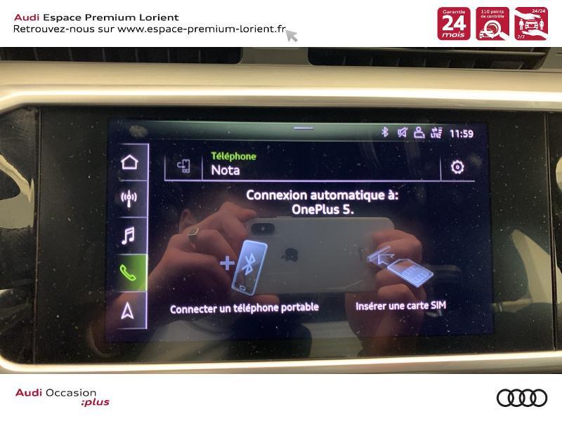 Photo 12 de l'offre de AUDI A6 45 TDI 231ch S line quattro tiptronic à 46990€ chez Espace Premium – Audi Lorient