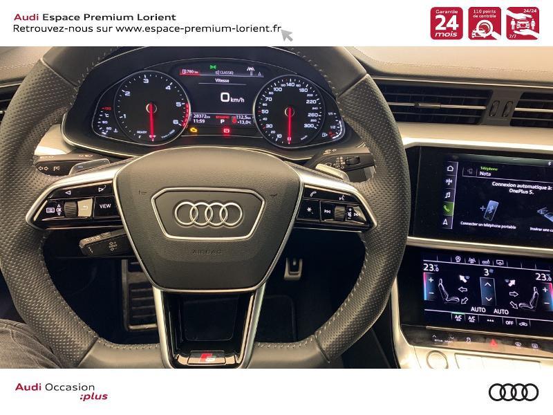 Photo 14 de l'offre de AUDI A6 45 TDI 231ch S line quattro tiptronic à 46990€ chez Espace Premium – Audi Lorient