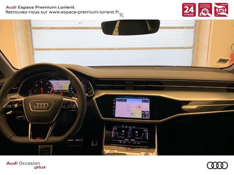Photo 6 de l'offre de AUDI A6 45 TDI 231ch S line quattro tiptronic à 46990€ chez Espace Premium – Audi Lorient