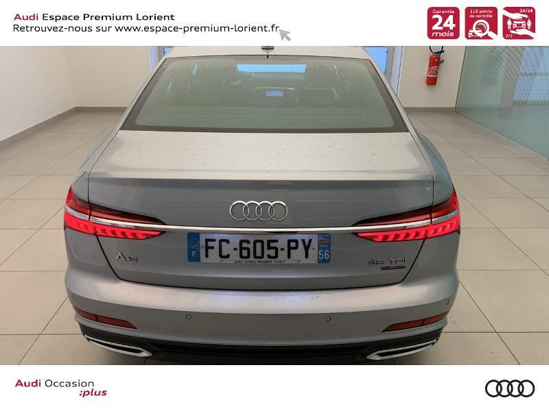Photo 5 de l'offre de AUDI A6 45 TDI 231ch S line quattro tiptronic à 46990€ chez Espace Premium – Audi Lorient