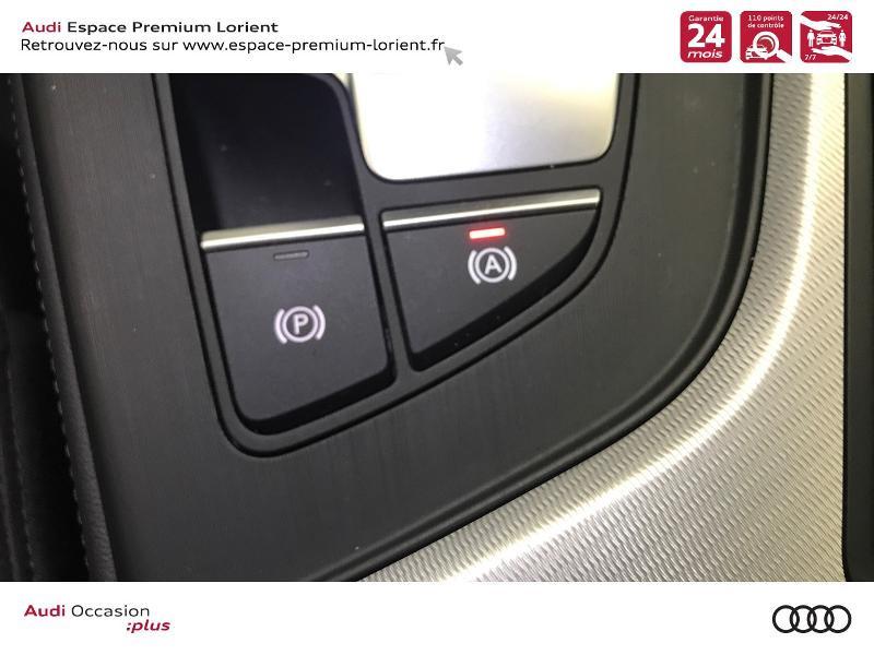 Photo 14 de l'offre de AUDI A4 Avant 2.0 TDI 190ch Design Luxe S tronic 7 à 37990€ chez Espace Premium – Audi Lorient