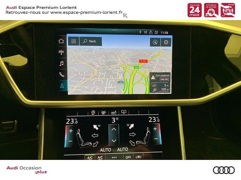 Photo 9 de l'offre de AUDI A6 45 TDI 231ch S line quattro tiptronic à 46990€ chez Espace Premium – Audi Lorient