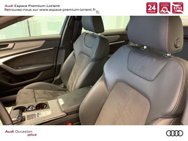 Photo 7 de l'offre de AUDI A6 45 TDI 231ch S line quattro tiptronic à 46990€ chez Espace Premium – Audi Lorient
