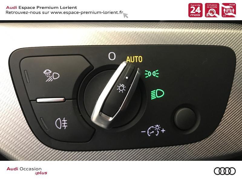 Photo 11 de l'offre de AUDI A4 Avant 2.0 TDI 190ch Design Luxe S tronic 7 à 37990€ chez Espace Premium – Audi Lorient
