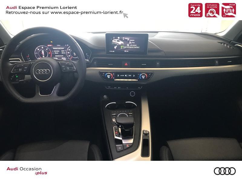 Photo 6 de l'offre de AUDI A4 Avant 2.0 TDI 190ch Design Luxe S tronic 7 à 37990€ chez Espace Premium – Audi Lorient