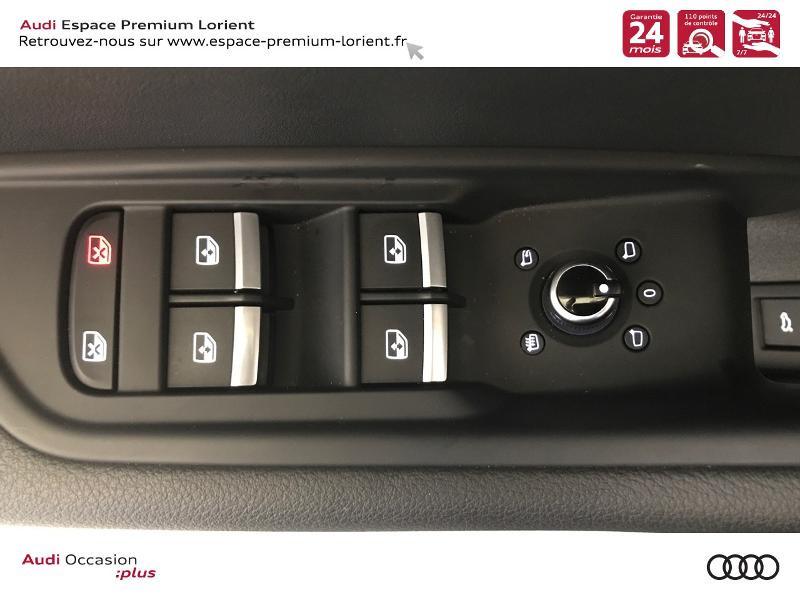 Photo 10 de l'offre de AUDI A4 Avant 2.0 TDI 190ch Design Luxe S tronic 7 à 37990€ chez Espace Premium – Audi Lorient