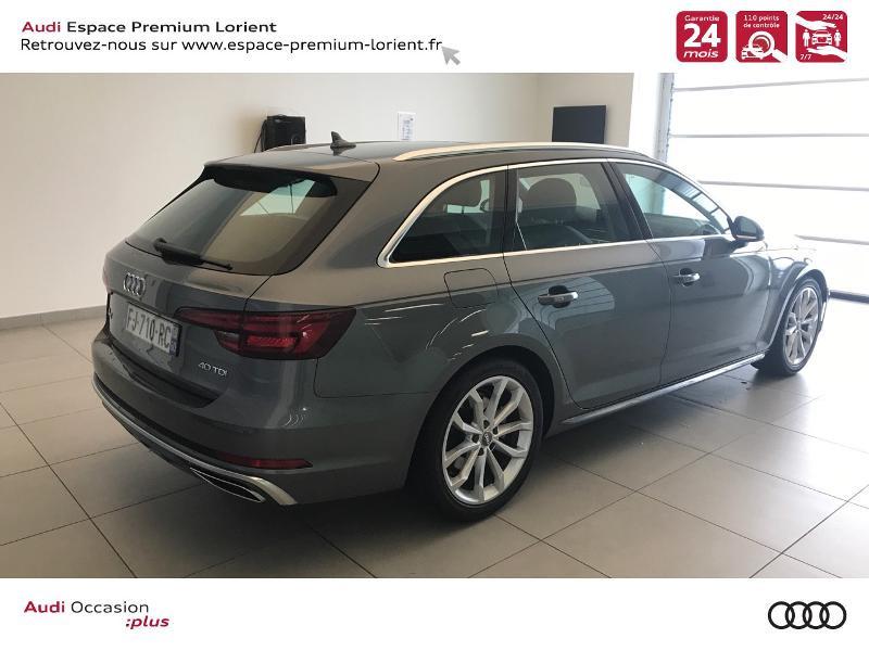Photo 4 de l'offre de AUDI A4 Avant 2.0 TDI 190ch Design Luxe S tronic 7 à 37990€ chez Espace Premium – Audi Lorient