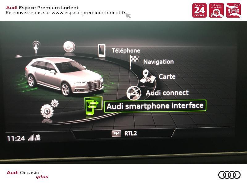 Photo 12 de l'offre de AUDI A4 Avant 2.0 TDI 190ch Design Luxe S tronic 7 à 37990€ chez Espace Premium – Audi Lorient