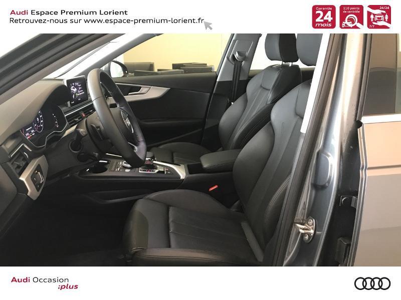 Photo 7 de l'offre de AUDI A4 Avant 2.0 TDI 190ch Design Luxe S tronic 7 à 37990€ chez Espace Premium – Audi Lorient
