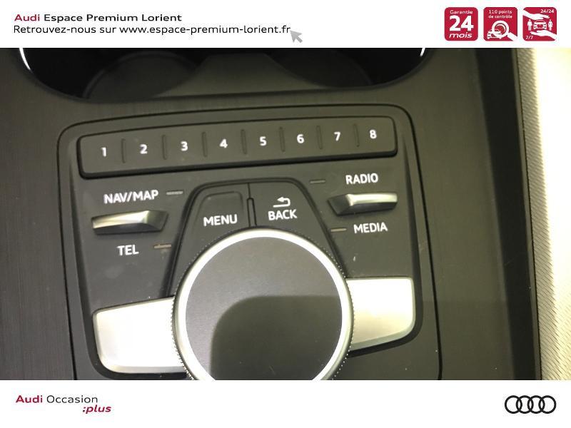 Photo 13 de l'offre de AUDI A4 Avant 2.0 TDI 190ch Design Luxe S tronic 7 à 37990€ chez Espace Premium – Audi Lorient