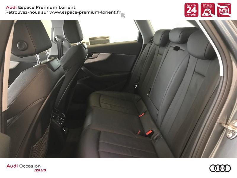 Photo 8 de l'offre de AUDI A4 Avant 2.0 TDI 190ch Design Luxe S tronic 7 à 37990€ chez Espace Premium – Audi Lorient