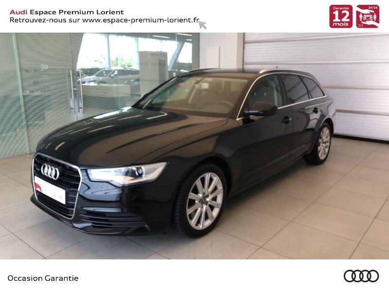 Audi A6 Avant 3.0 V6 BiTDI 313ch Avus quattro Tiptronic Diesel NOIR FANTOME Occasion à vendre