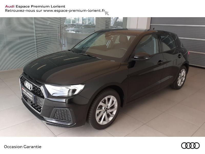 Audi A1 Sportback 25 TFSI 95ch Design Essence NOIR MYTHIC Occasion à vendre