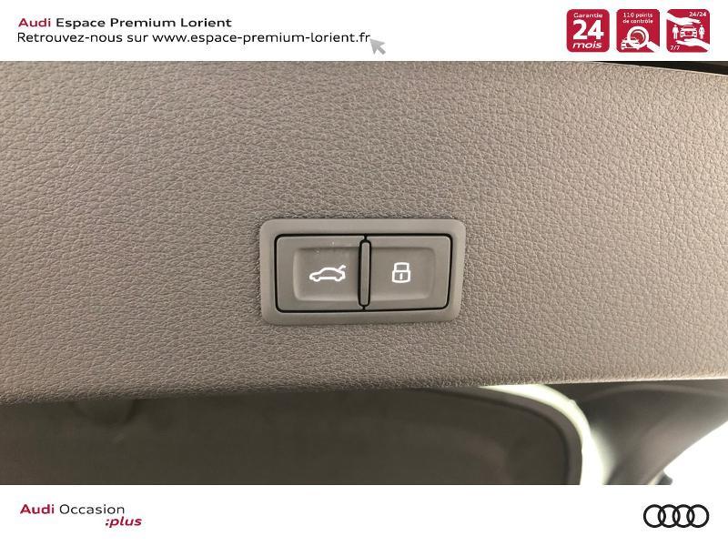 Photo 24 de l'offre de AUDI e-tron Sportback 50 230ch Avus Extended e-quattro 12cv à 74490€ chez Espace Premium – Audi Lorient