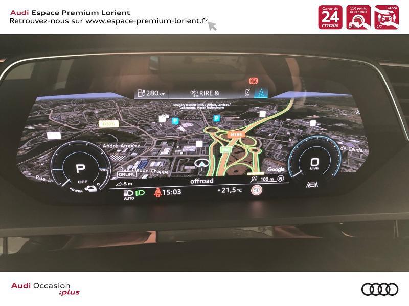 Photo 20 de l'offre de AUDI e-tron Sportback 50 230ch Avus Extended e-quattro 12cv à 74490€ chez Espace Premium – Audi Lorient