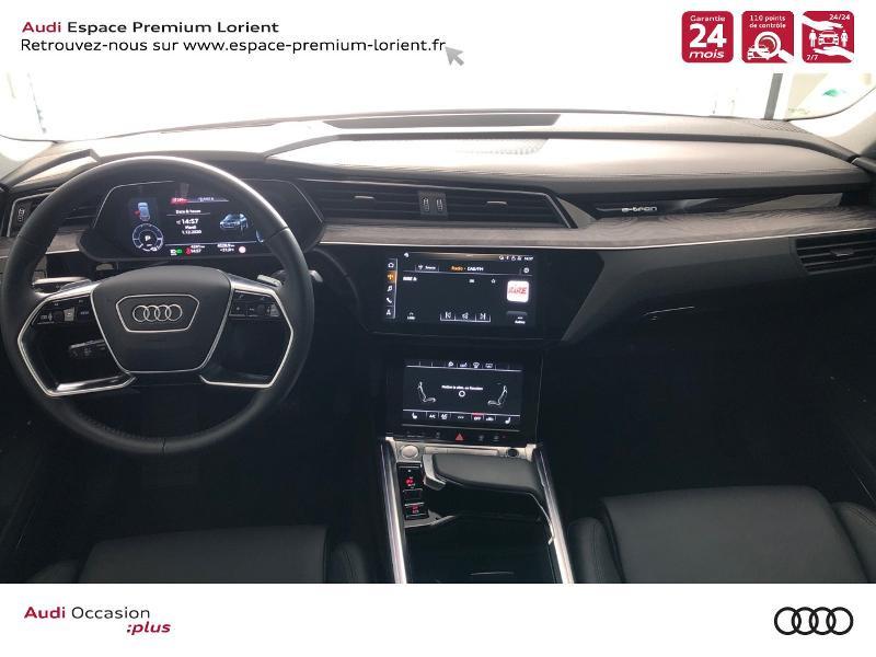 Photo 6 de l'offre de AUDI e-tron Sportback 50 230ch Avus Extended e-quattro 12cv à 74490€ chez Espace Premium – Audi Lorient