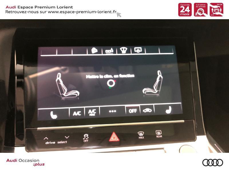 Photo 17 de l'offre de AUDI e-tron Sportback 50 230ch Avus Extended e-quattro 12cv à 74490€ chez Espace Premium – Audi Lorient