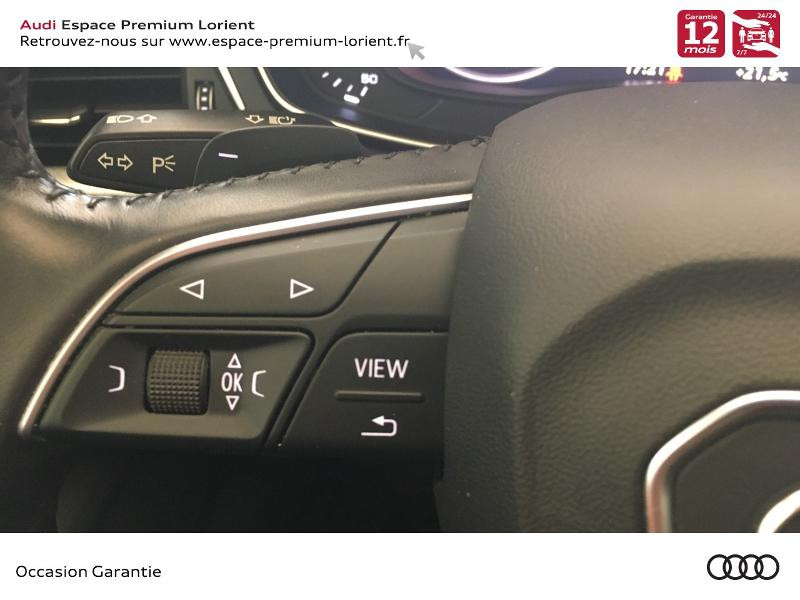 Photo 13 de l'offre de AUDI A4 Allroad 2.0 TDI 190ch Design Luxe quattro S tronic 7 à 33990€ chez Espace Premium – Audi Lorient