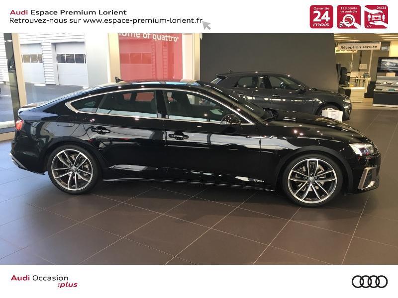 Photo 3 de l'offre de AUDI A5 Sportback 40 TFSI 190ch S line S tronic 7 Euro6d-T 132g à 49990€ chez Espace Premium – Audi Lorient