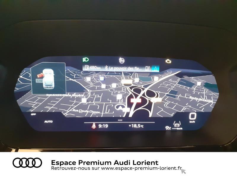 Photo 14 de l'offre de AUDI A3 Sportback 1.5 TFSI 150ch S line à 41990€ chez Espace Premium – Audi Lorient