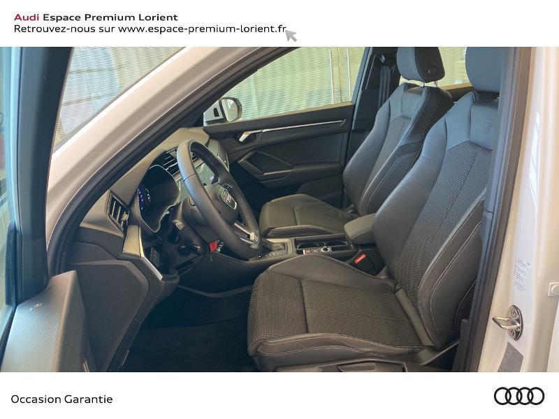Photo 7 de l'offre de AUDI Q3 35 TFSI 150ch S line S tronic 7 à 37990€ chez Espace Premium – Audi Lorient