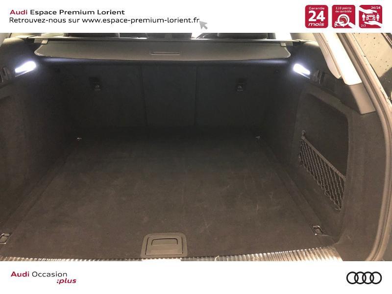 Photo 16 de l'offre de AUDI A4 Avant 2.0 TDI 150ch Sport S tronic 7 à 28990€ chez Espace Premium – Audi Lorient