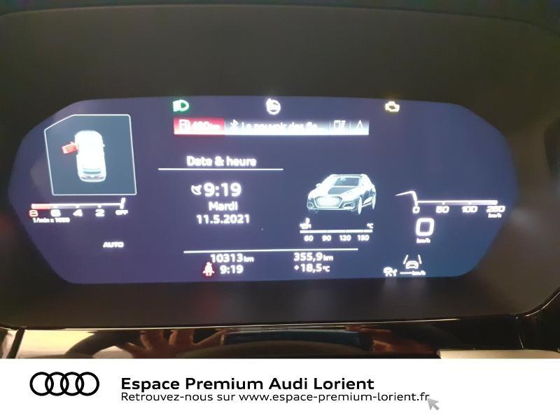 Photo 13 de l'offre de AUDI A3 Sportback 1.5 TFSI 150ch S line à 41990€ chez Espace Premium – Audi Lorient