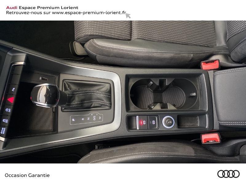 Photo 13 de l'offre de AUDI Q3 35 TFSI 150ch S line S tronic 7 à 37990€ chez Espace Premium – Audi Lorient