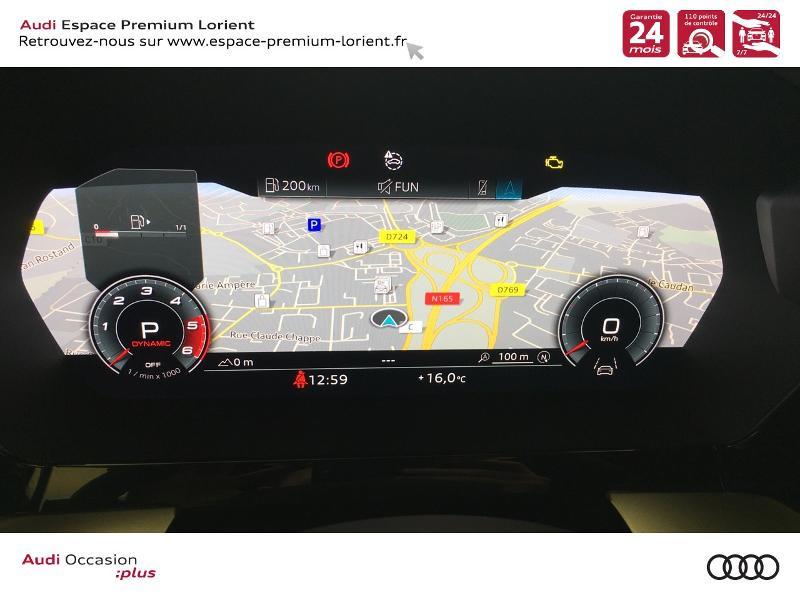 Photo 17 de l'offre de AUDI A3 Sportback 35 TDI 150ch S line S tronic 7 à 40990€ chez Espace Premium – Audi Lorient
