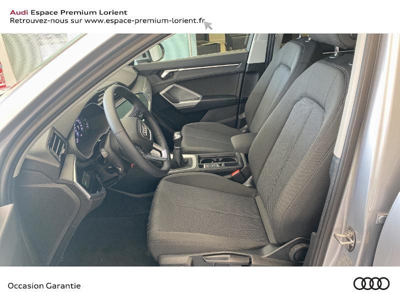 Photo 7 de l'offre de AUDI Q3 35 TFSI 150ch Design à 36500€ chez Espace Premium – Audi Lorient