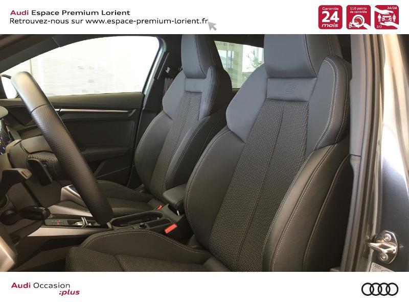 Photo 7 de l'offre de AUDI A3 Sportback 35 TDI 150ch S line S tronic 7 à 40990€ chez Espace Premium – Audi Lorient