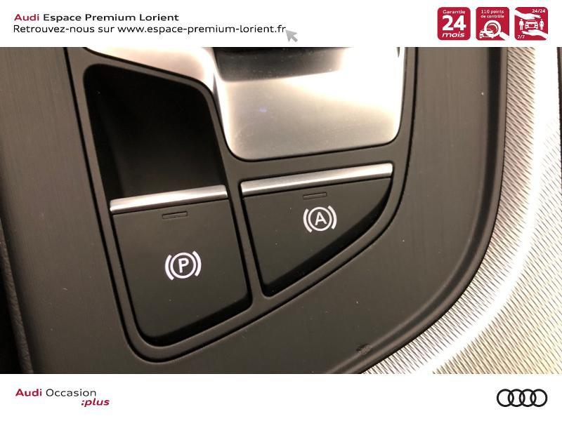 Photo 13 de l'offre de AUDI A4 Avant 2.0 TDI 150ch Sport S tronic 7 à 28990€ chez Espace Premium – Audi Lorient