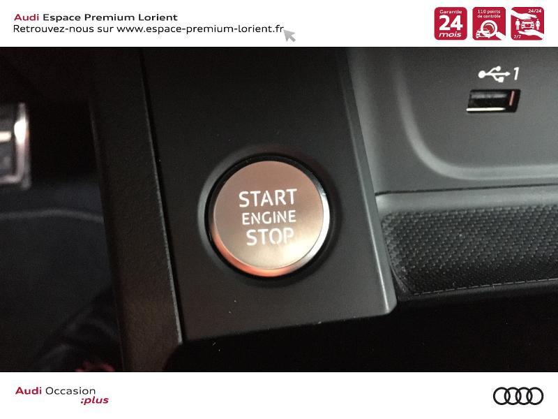 Photo 20 de l'offre de AUDI A5 Sportback 40 TFSI 190ch S line S tronic 7 Euro6d-T 132g à 49990€ chez Espace Premium – Audi Lorient