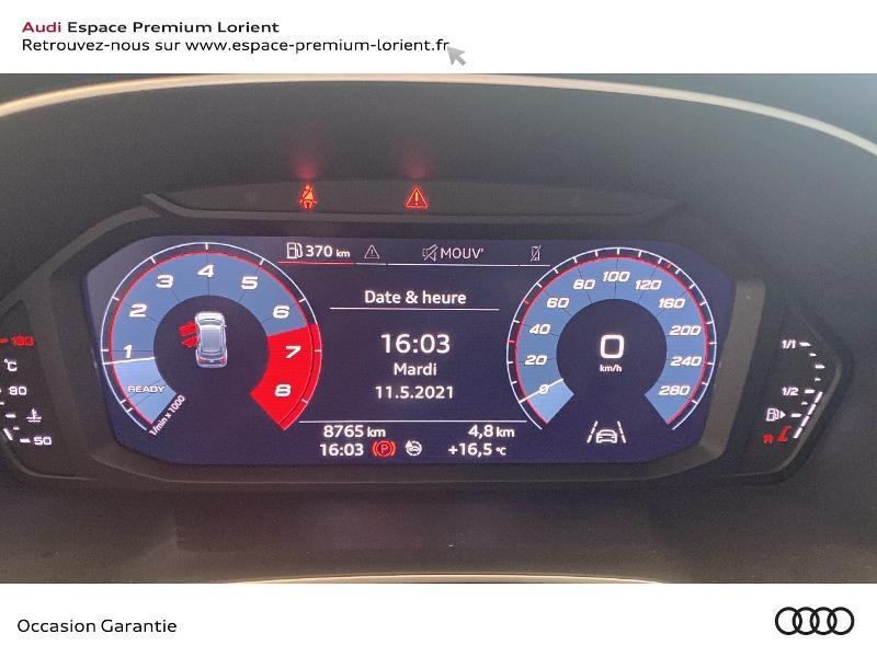 Photo 10 de l'offre de AUDI Q3 35 TFSI 150ch Design à 36500€ chez Espace Premium – Audi Lorient