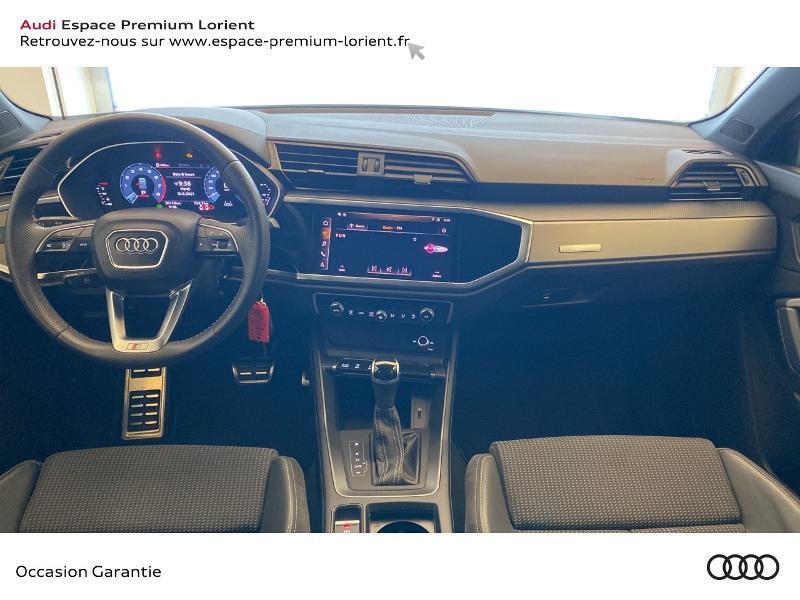 Photo 6 de l'offre de AUDI Q3 35 TFSI 150ch S line S tronic 7 à 37990€ chez Espace Premium – Audi Lorient