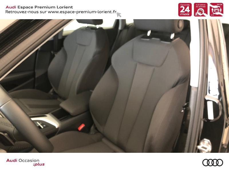 Photo 7 de l'offre de AUDI A4 Avant 2.0 TDI 150ch Sport S tronic 7 à 28990€ chez Espace Premium – Audi Lorient