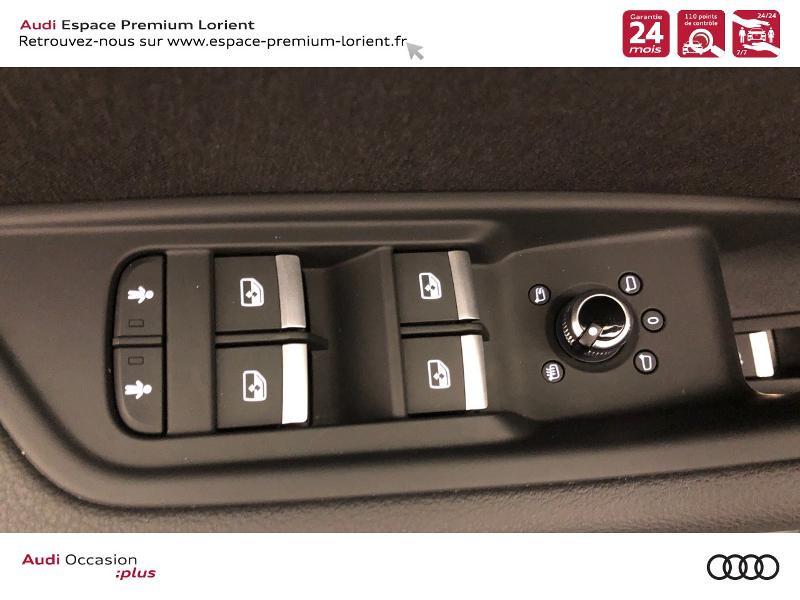 Photo 9 de l'offre de AUDI A4 Avant 2.0 TDI 150ch Sport S tronic 7 à 28990€ chez Espace Premium – Audi Lorient