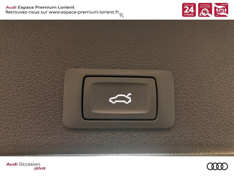 Photo 17 de l'offre de AUDI A4 Avant 2.0 TDI 150ch Sport S tronic 7 à 28990€ chez Espace Premium – Audi Lorient