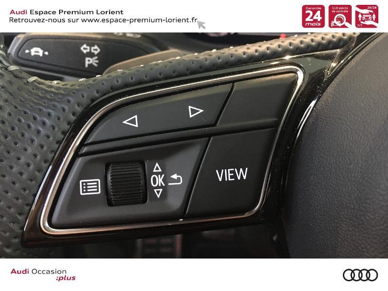 Photo 15 de l'offre de AUDI A5 Sportback 40 TFSI 190ch S line S tronic 7 Euro6d-T 132g à 49990€ chez Espace Premium – Audi Lorient