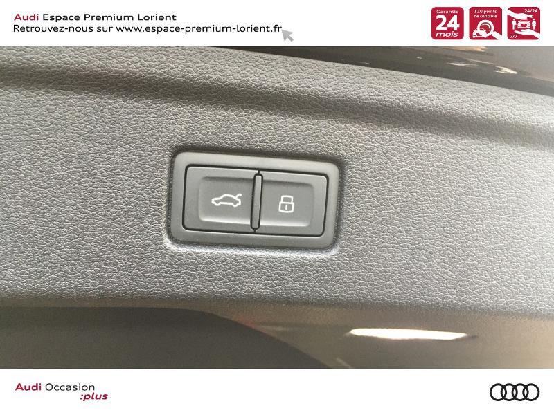 Photo 29 de l'offre de AUDI A5 Sportback 40 TFSI 190ch S line S tronic 7 Euro6d-T 132g à 49990€ chez Espace Premium – Audi Lorient