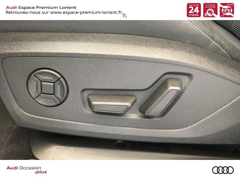 Photo 11 de l'offre de AUDI A3 Sportback 35 TDI 150ch S line S tronic 7 à 40990€ chez Espace Premium – Audi Lorient