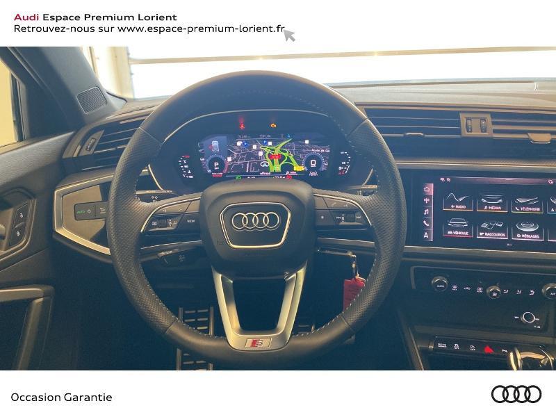 Photo 19 de l'offre de AUDI Q3 35 TFSI 150ch S line S tronic 7 à 37990€ chez Espace Premium – Audi Lorient