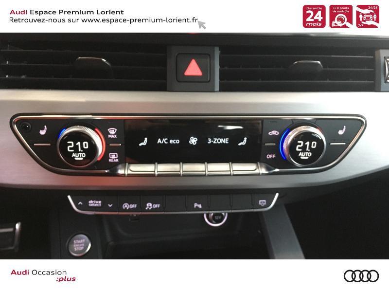 Photo 21 de l'offre de AUDI A5 Sportback 40 TFSI 190ch S line S tronic 7 Euro6d-T 132g à 49990€ chez Espace Premium – Audi Lorient