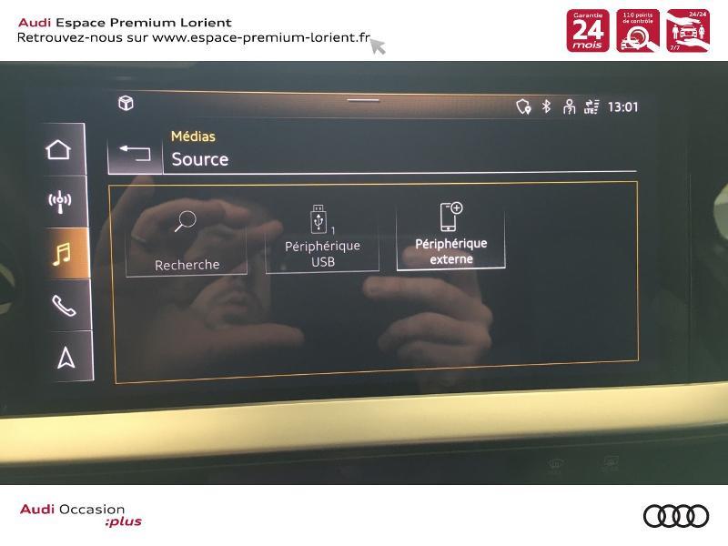 Photo 24 de l'offre de AUDI A3 Sportback 35 TDI 150ch S line S tronic 7 à 40990€ chez Espace Premium – Audi Lorient