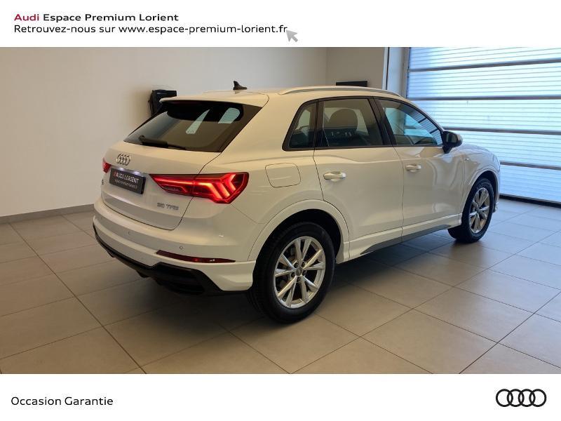 Photo 4 de l'offre de AUDI Q3 35 TFSI 150ch S line S tronic 7 à 37990€ chez Espace Premium – Audi Lorient