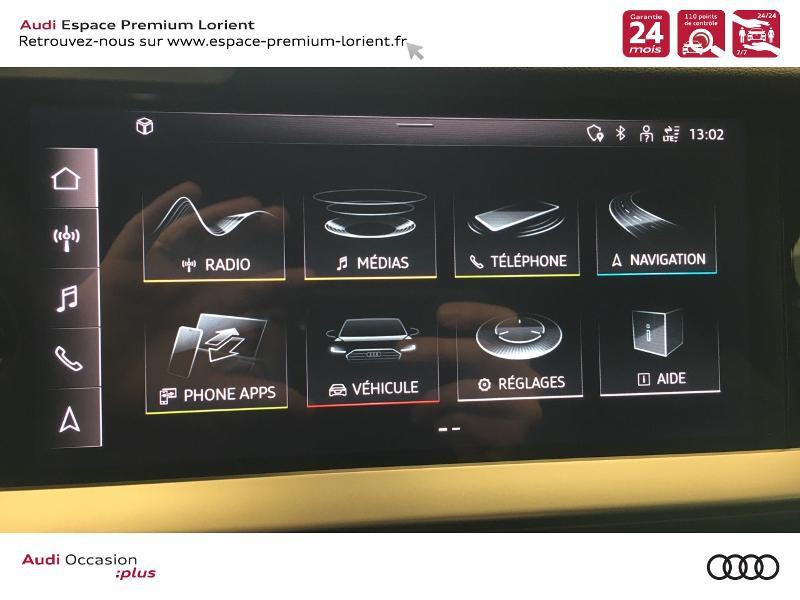 Photo 26 de l'offre de AUDI A3 Sportback 35 TDI 150ch S line S tronic 7 à 40990€ chez Espace Premium – Audi Lorient