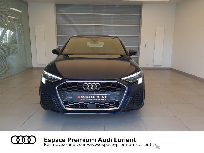 Photo 2 de l'offre de AUDI A3 Sportback 1.5 TFSI 150ch S line à 41990€ chez Espace Premium – Audi Lorient
