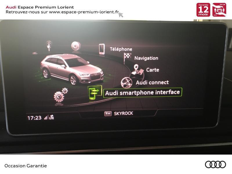 Photo 27 de l'offre de AUDI A4 Allroad 2.0 TDI 190ch Design Luxe quattro S tronic 7 à 33990€ chez Espace Premium – Audi Lorient