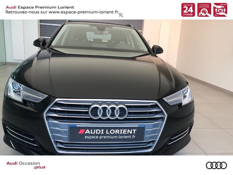Photo 2 de l'offre de AUDI A4 Avant 2.0 TDI 150ch Sport S tronic 7 à 28990€ chez Espace Premium – Audi Lorient